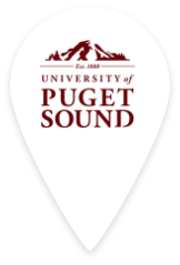 Univ. of Puget Sound Pin