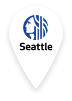 Seattle Pin