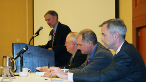 Legislative Breakfast Panel