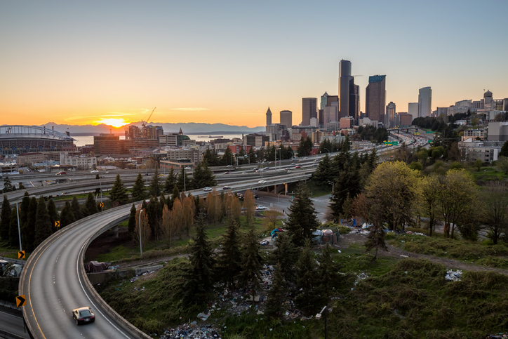 Will businesses leave the Seattle real estate market?